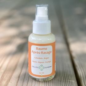 Baume après-rasage à l'huile d'argan - 50 ml