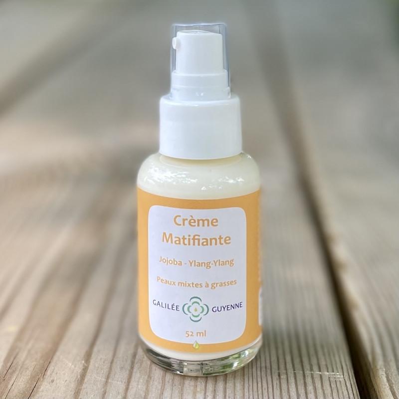 Crème matifiante peaux mixtes à grasses - 50 ml