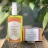 Savon et spray Orange cannelle